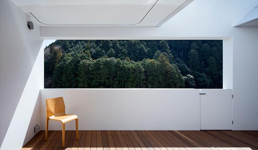 岡山の建築家のデザイン住宅1