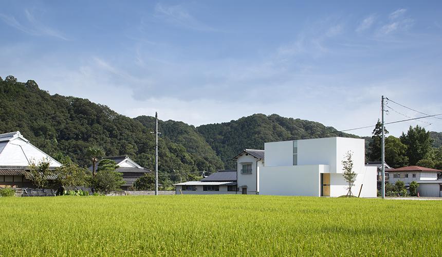岡山の建築家のデザイン住宅5