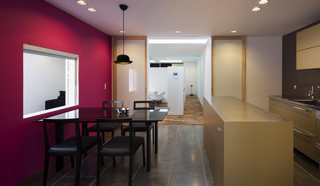 岡山の建築家のデザイン住宅7