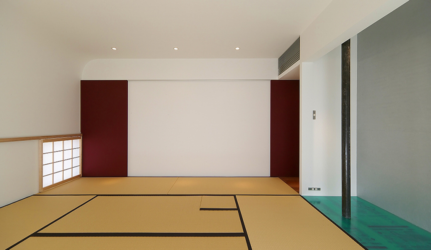 岡山の建築家のデザイン住宅9