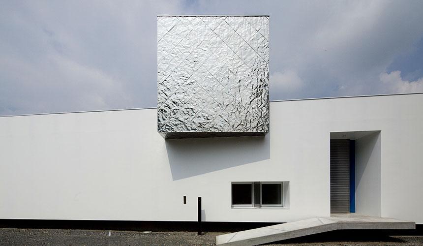 岡山の建築家のデザイン住宅
