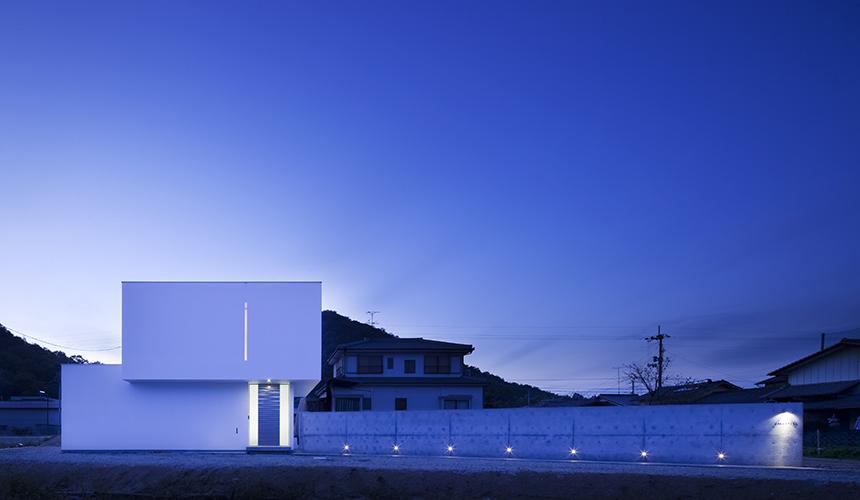 岡山の建築家のデザイン住宅10