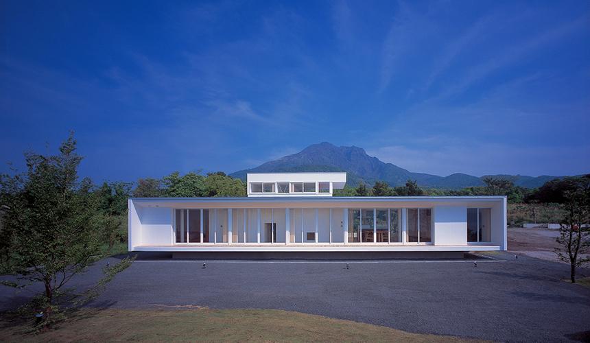 岡山の建築家のデザイン住宅2
