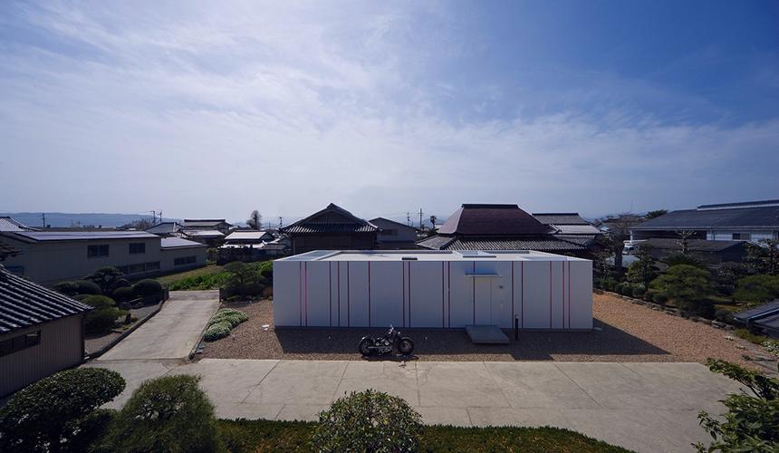 岡山の建築家のデザイン住宅4