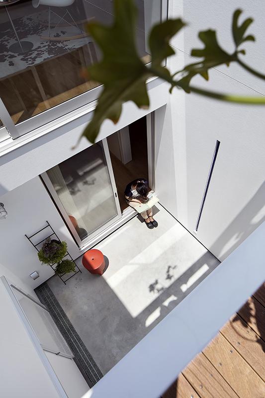 写真:建築家渡辺智子